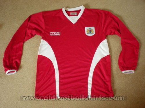 Bristol City Local Camiseta de Fútbol 2005 - 2006