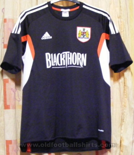Bristol City Away football shirt 2013 - 2014