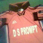 Thuis  voetbalshirt  2001
