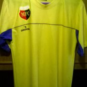 Training/Leisure football shirt 2004 - 2005