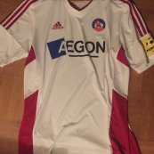 Home football shirt 2015 - 2017