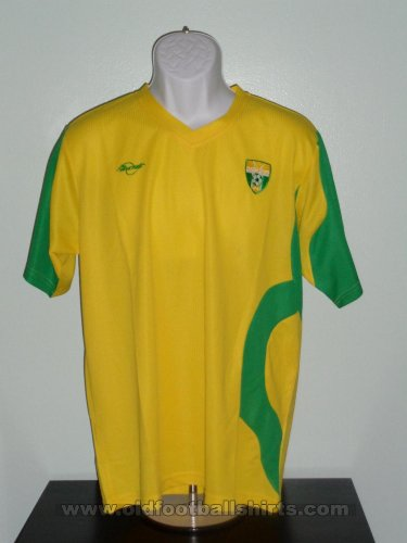 ESCOM United Unknown shirt type (unknown year)