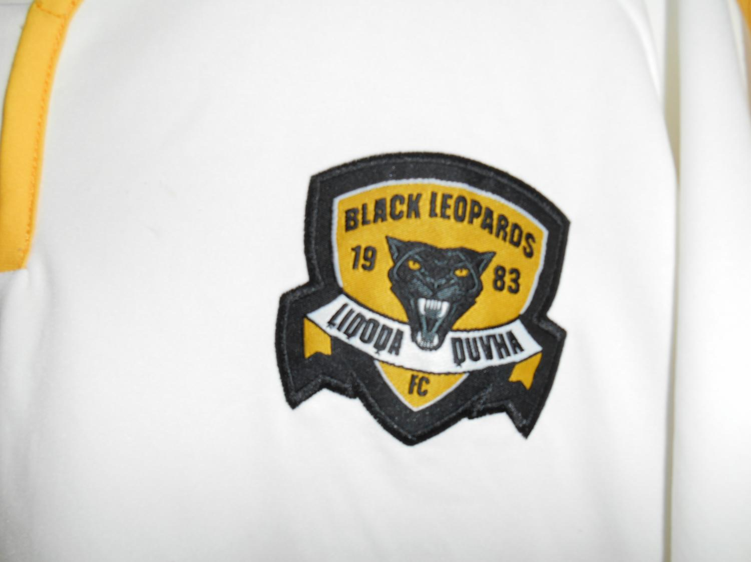 Black Leopards FC Away football shirt (unknown year). - photo#12
