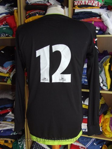 Skedsmo FK Goalkeeper football shirt (unknown year)