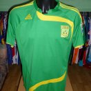Mauritania football shirt 2010 - 2011
