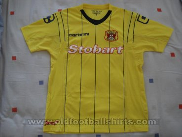 Carlisle United Away football shirt 2011 - 2012