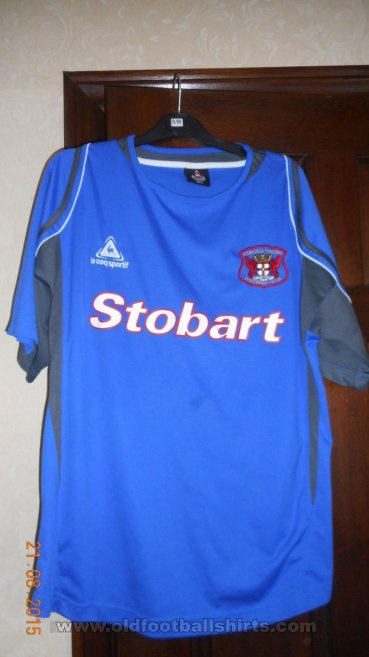 Carlisle United Training/Leisure football shirt (unknown year)