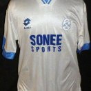 New Radiant S.C. football shirt (unknown year)