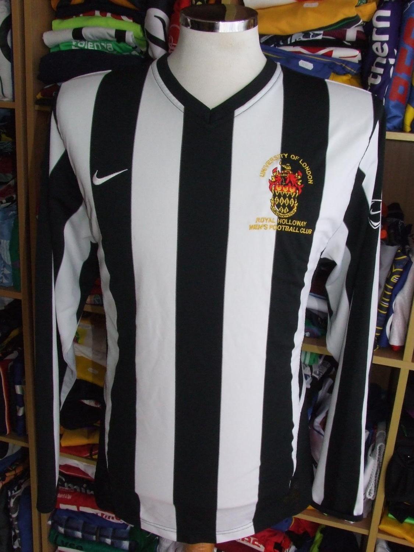 Royal Holloway University of London F C  Home football shirt