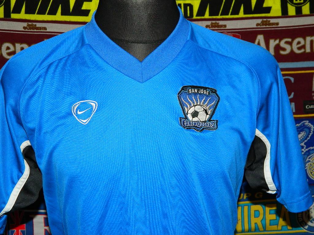 first rate c5ed5 fcc6e San Jose Earthquakes Training/Leisure Camiseta de Fútbol 2003.