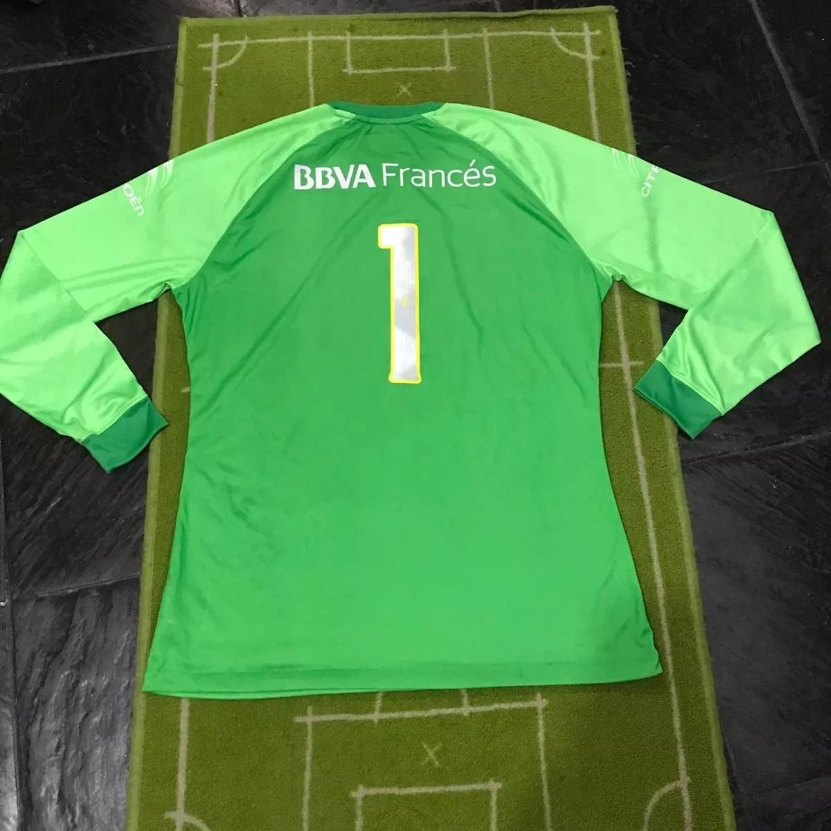 innovative design 930a8 a343f Boca Juniors Goalkeeper fotbollströja 2014 - 2015. Sponsored ...