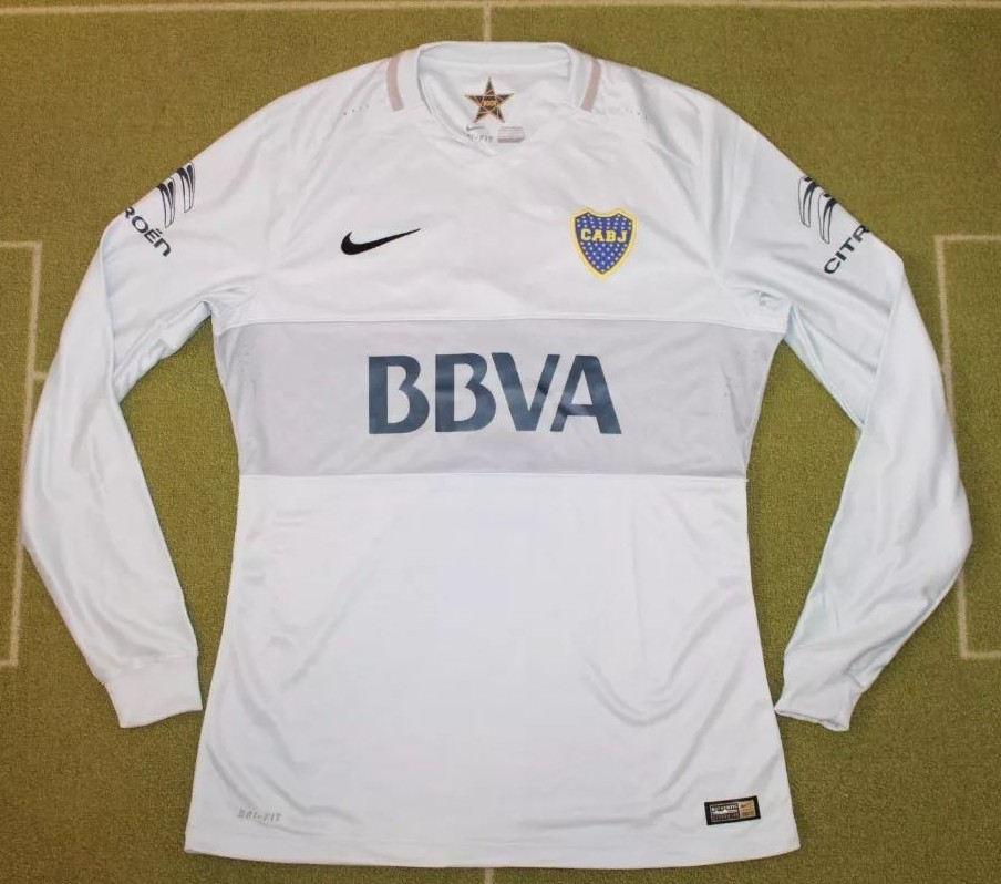 watch 3a863 ac458 Boca Juniors Goalkeeper Maillot de foot 2015 - 2016.