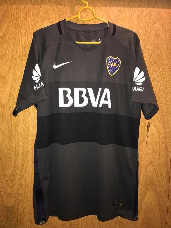info for 43c44 89f6b Boca Juniors Goalkeeper Maillot de foot 2016 - 2017.