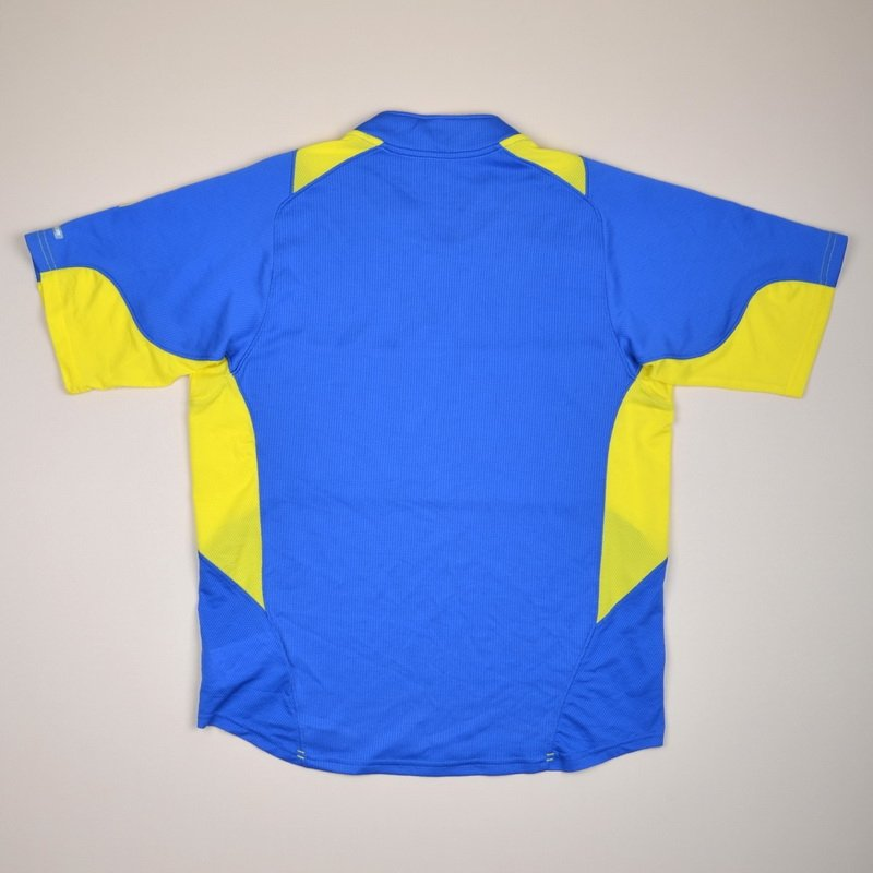 free shipping 086b1 90a06 Boca Juniors Home football shirt 2005.