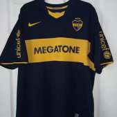 Boca Juniors Home Maillot de foot 2008 - 2009