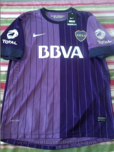 hot sale online 271cf c4acc Boca Juniors Third futbol forması 2013.
