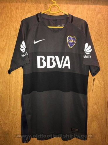 96deef5e8 Boca Juniors Goalkeeper Maillot de foot 2016 - 2017.