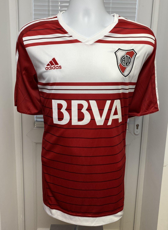 River Plate Away Maillot de foot 2015 - 2017. 2a86af774