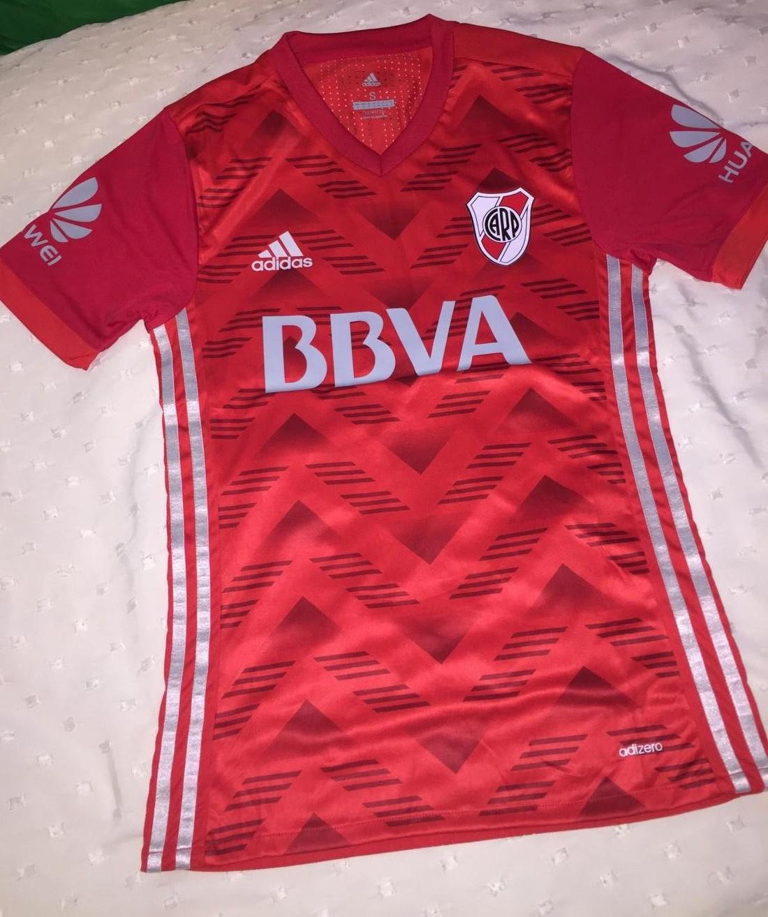 30242f769 River Plate Away camisa de futebol 2017 - 2018.