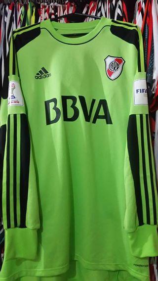 25b03b8de River Plate Goalkeeper Maillot de foot 2015 - 2016.