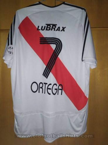 River Plate Home football shirt 2006 - 2007