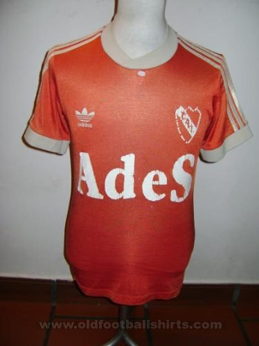 Independiente Home Fußball-Trikots 1994 - ?