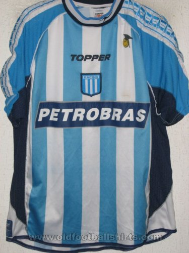 Racing Club Home baju bolasepak 2002