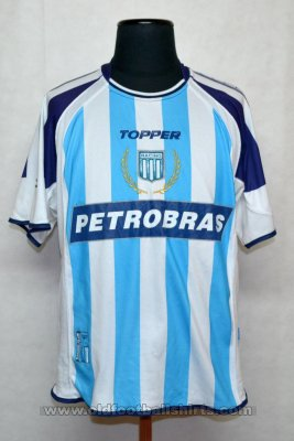 Racing Club Home baju bolasepak 2004