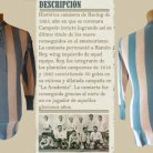 Racing Club Local Camiseta de Fútbol 1925