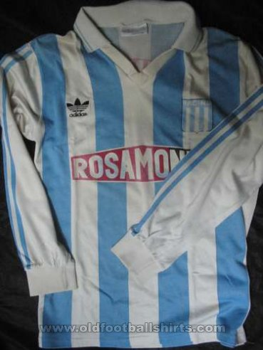 Racing Club Home football shirt 1984 - 1985