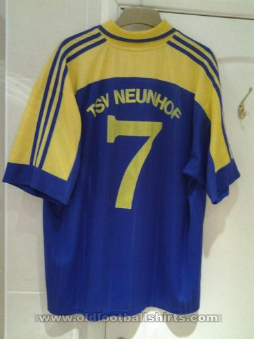 TSV Neunhof Home football shirt 2000 - ?