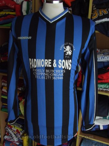 Shelley Royals FC Home camisa de futebol (unknown year)