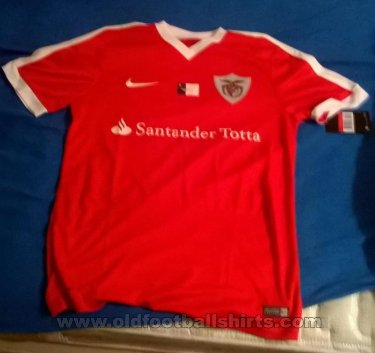 Santa Clara Home football shirt 2016 - 2017