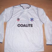 Third football shirt 1989 - 1990