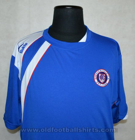 Chesterfield Local Camiseta de Fútbol 2008 - 2009