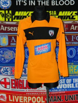 Chesterfield Unknown shirt type 2012 - 2013