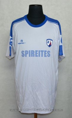 Chesterfield Unknown shirt type 2010 - ?