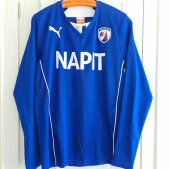 Chesterfield Home Maillot de foot 2013 - 2014