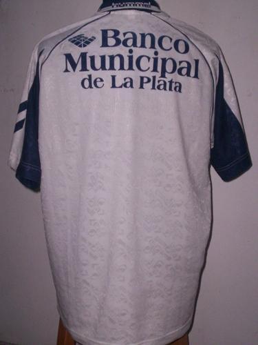 Gimnasia Y Esgrima La Plata Local Camiseta De F Tbol 1996