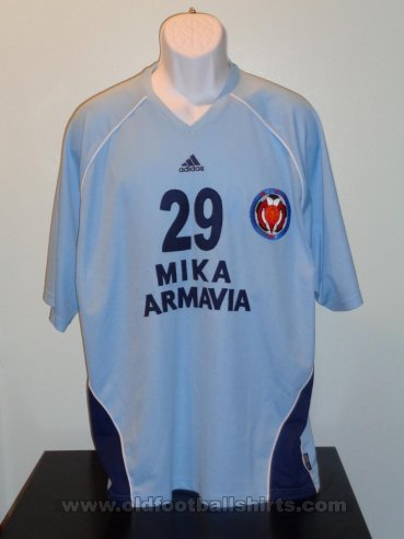 Mika Home football shirt (unknown year)