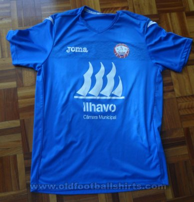 Grupo Desportivo da Gafanha Home football shirt 2014 - 2015