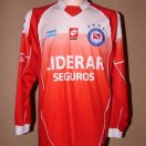 Argentinos Juniors football shirt 2000 - 2001