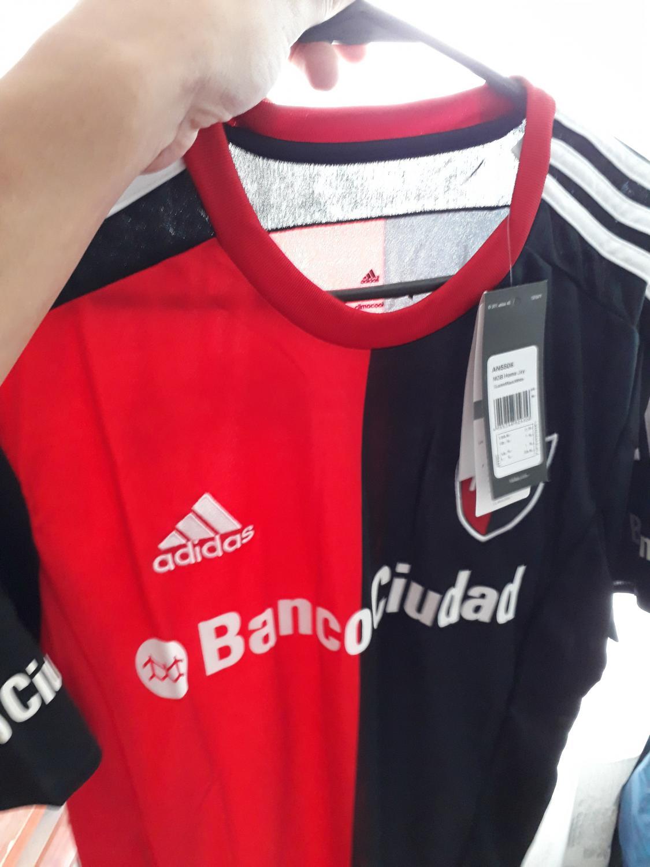 Newells Old Boys Home Camiseta de Fútbol 2015 - 2016. f115ec516