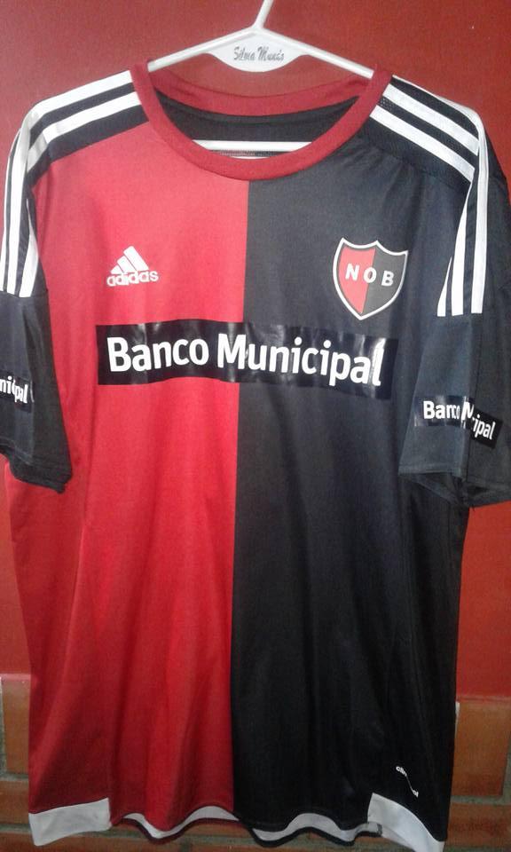 Newells Old Boys Home football shirt 2015 - 2016. 8e1095b6a
