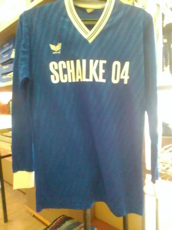 Programm Stadionheft Hannover 96 v FC Schalke 04 2.Bundesliga 1990//91 Off