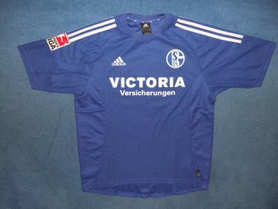 Maglia Home FC Schalke 04 modello