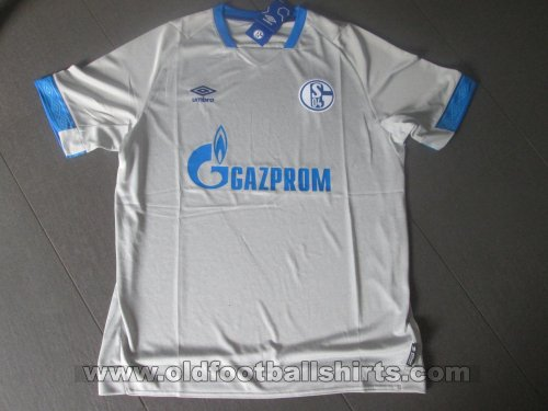 FC Schalke 04 Away football shirt 2018 - 2019