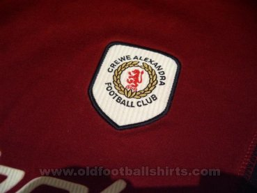 Crewe Alexandra Training/Leisure football shirt 2004 - 2006
