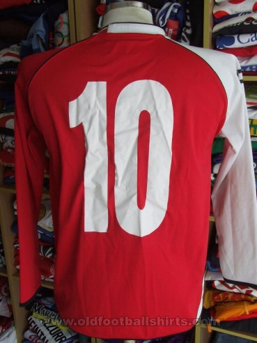 Undy Athletic A.F.C. Home football shirt (unknown year)