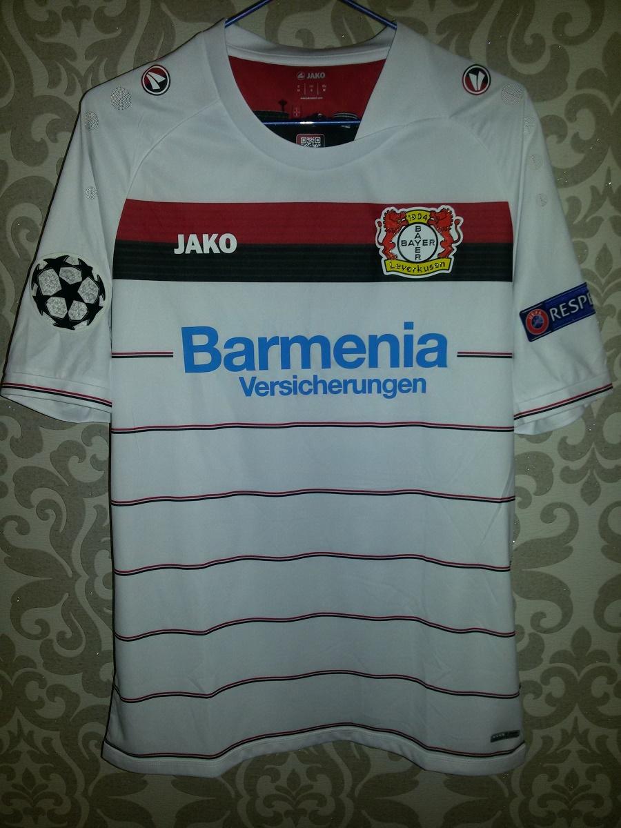 Maglia Home Bayer 04 Leverkusen originale